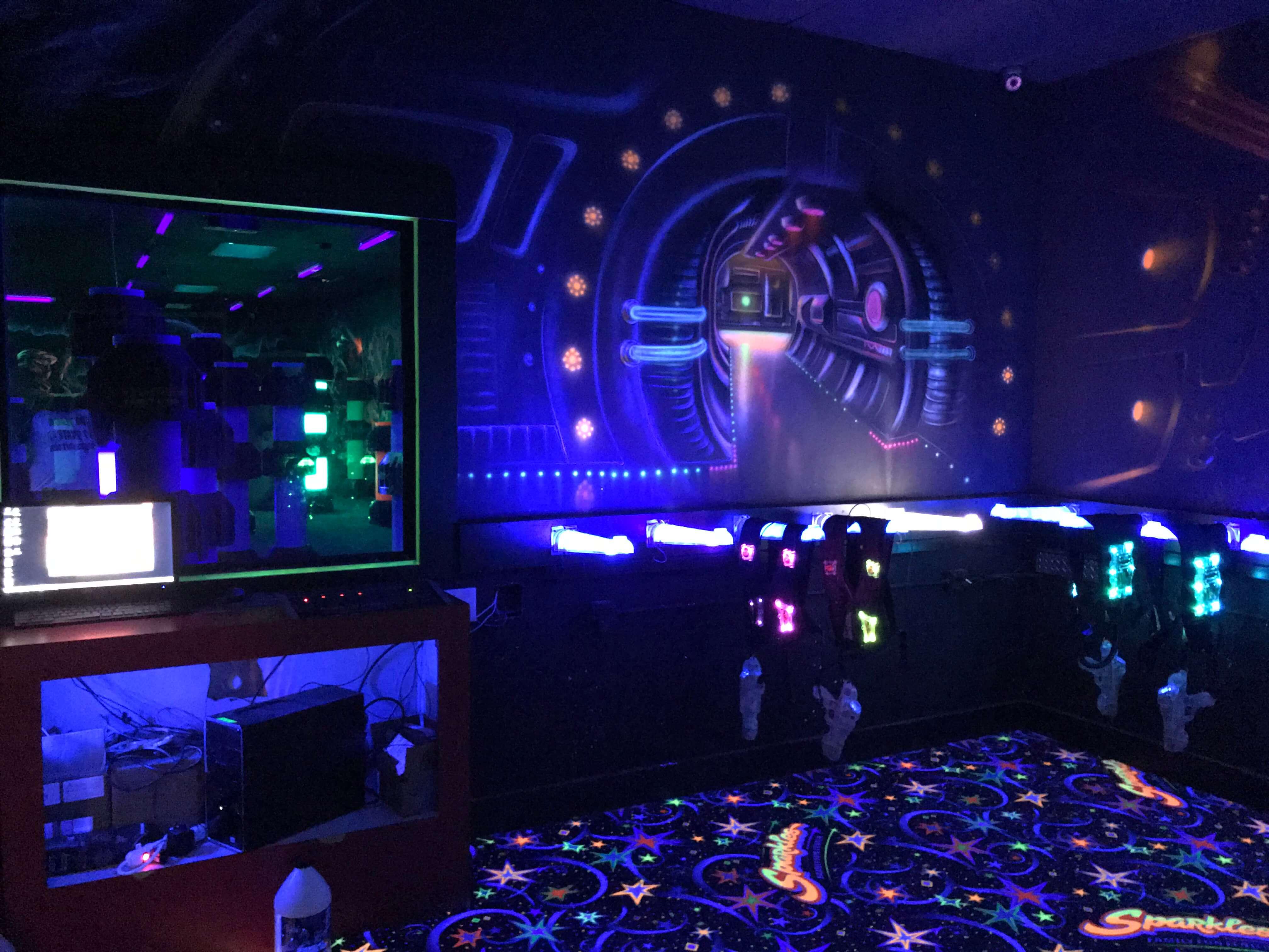 Laser Tag - Sparkles Gwinnett