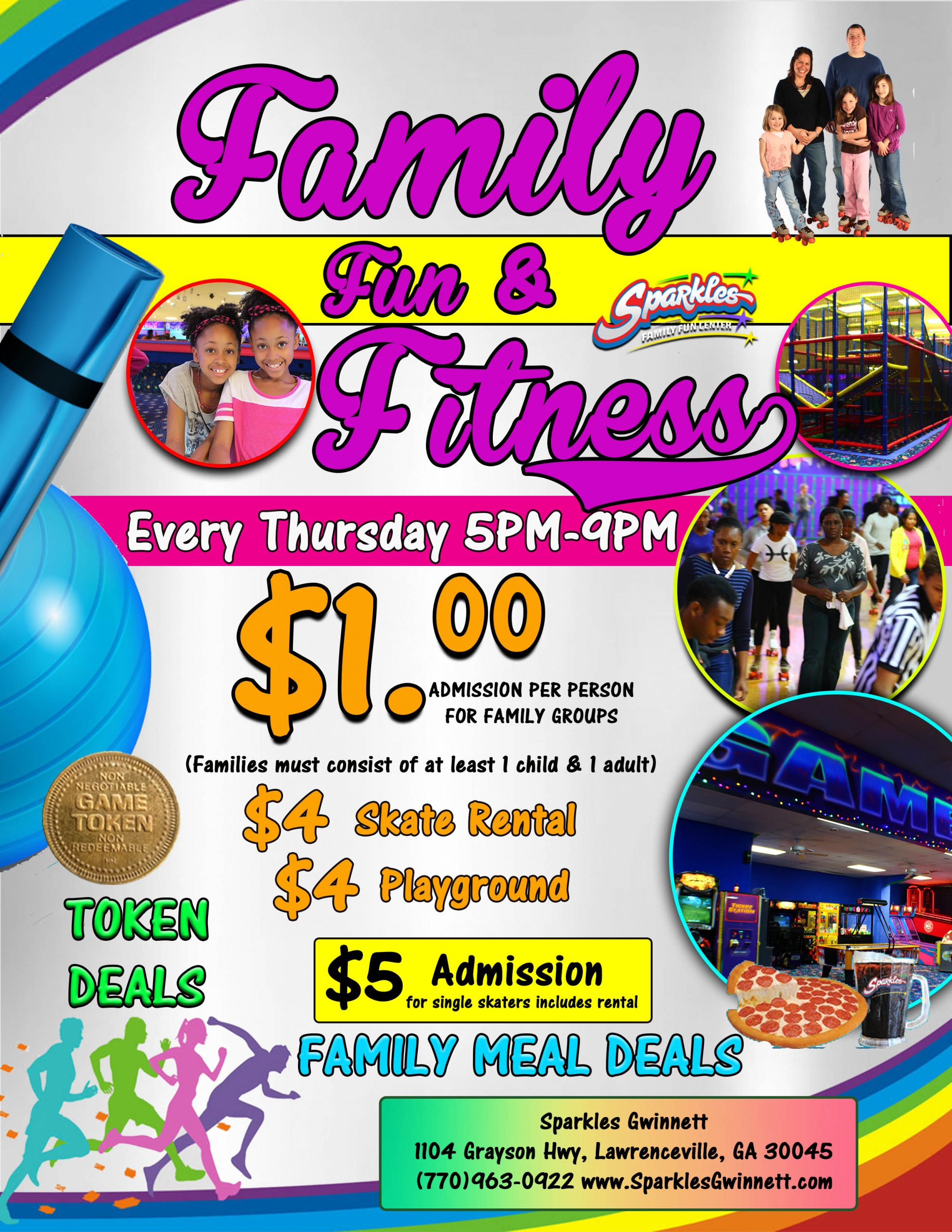 Family Fun and Fitness