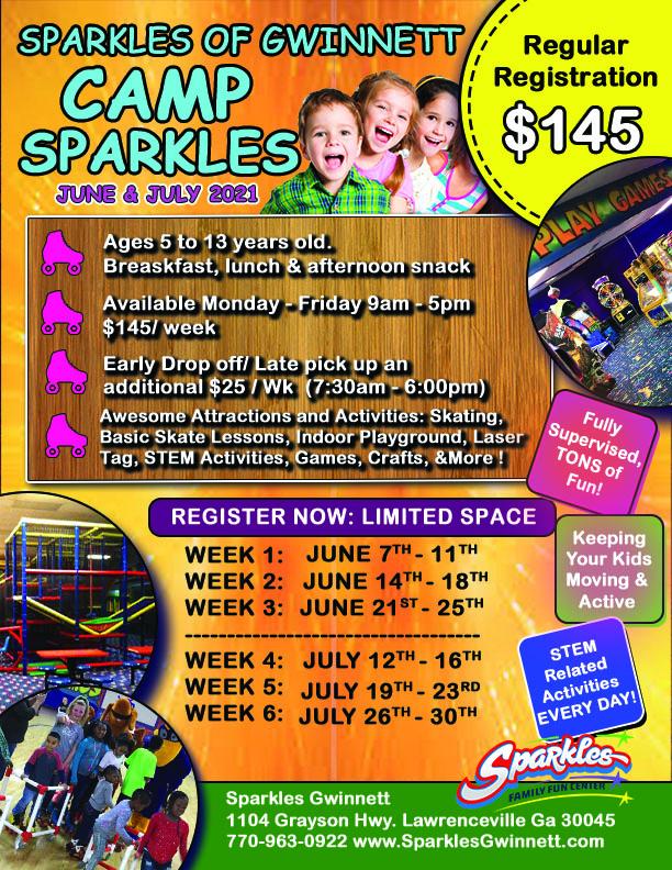 Camp Sparkles